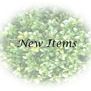 New Items Posted This Week